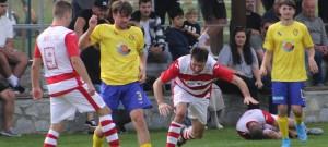 I. B třída: FK Tatran Prachatice C - SK Lhenice 1:0