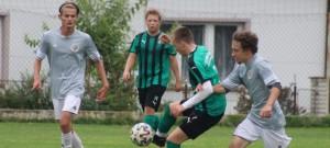 OP: SK Dobrá Voda - Lokomotiva ČB B 6:1