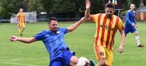 KP: FK Junior Strakonice - Sokol Sezimovo Ústí 2:0