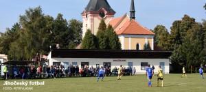 OP: Sokol Záhoří - FC AL-KO Semice B 2:5
