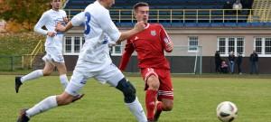 KP: FC ZVVZ Milevsko - Jiskra Třeboň 2:1