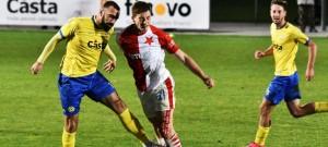 ČFL: FC Písek - SK Slavia Praha B 2:1